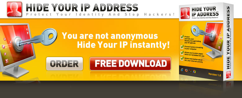 ������ ����� ������ Hide Your IP Address